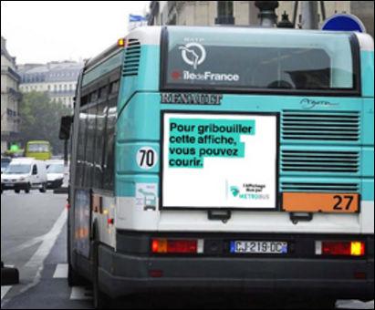 Campagne d'autopromotion