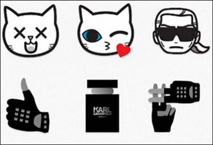 Emoji de marque