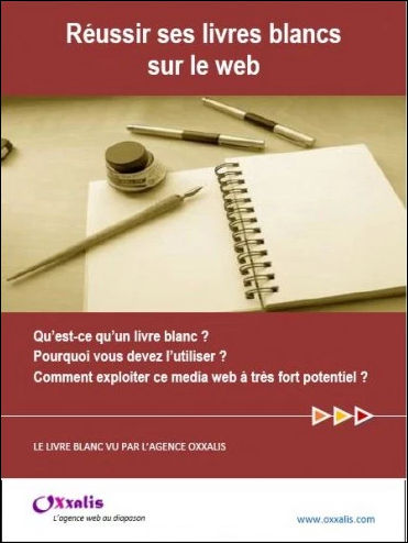Definition Livre Blanc Definitions Marketing
