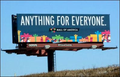 Billboard en affichage