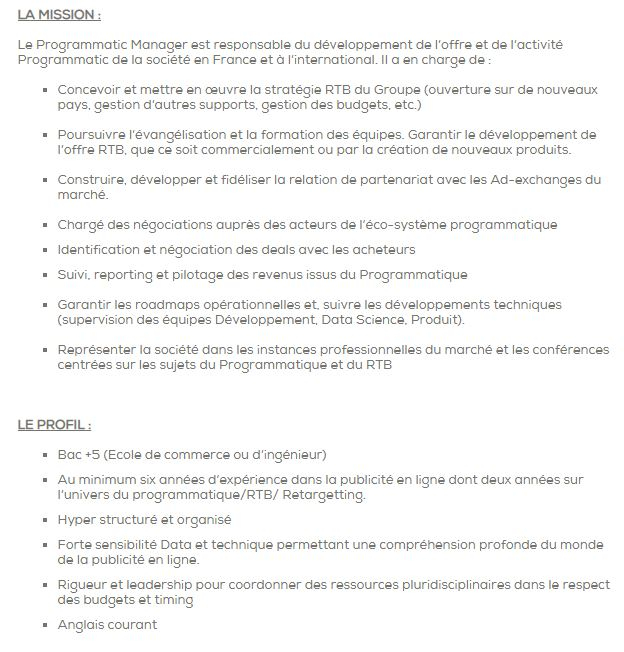 programmatic-manager