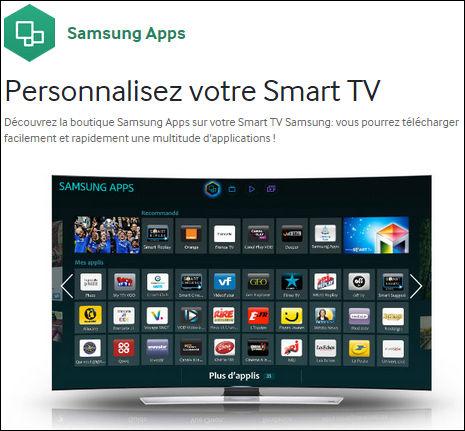 Définition : Application smart TV » Définitions marketing