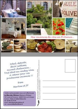 Définition : Carte postale publicitaire » Définitions marketing