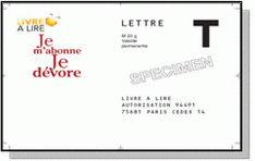 lettre non affranchie Définition : Enveloppe T » Définitions marketing lettre non affranchie