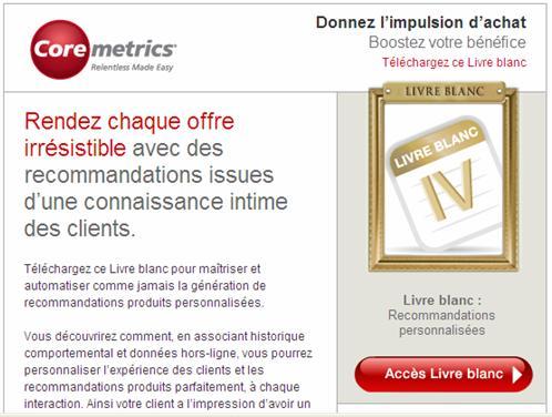Definition Livre Blanc Definitions Marketing