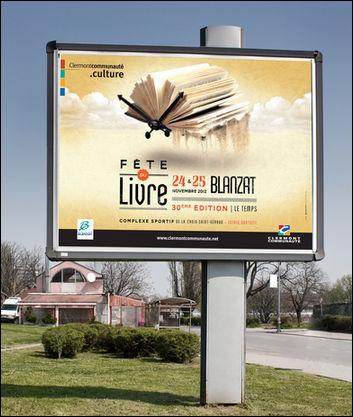 Affiche Publicitaire Exemple