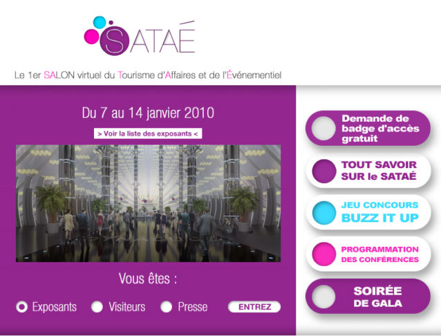 D finition salon virtuel d finitions marketing for Salon virtuel de la franchise